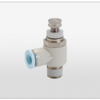 Throttle (Needle) Valve, Cleanroom Package
