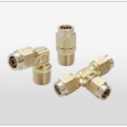 All Brass Compression Fitting