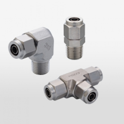 Tube Fitting Stainless SUS316 Compression Fitting